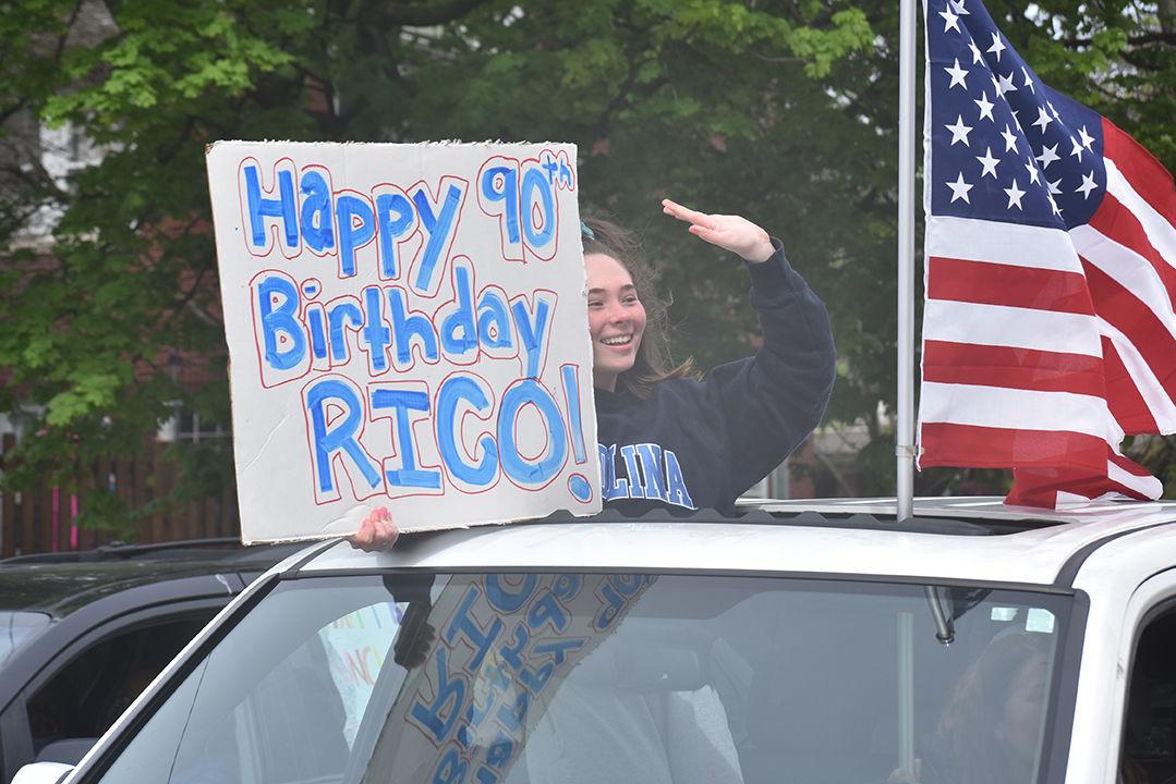 Miller Birthday Parade