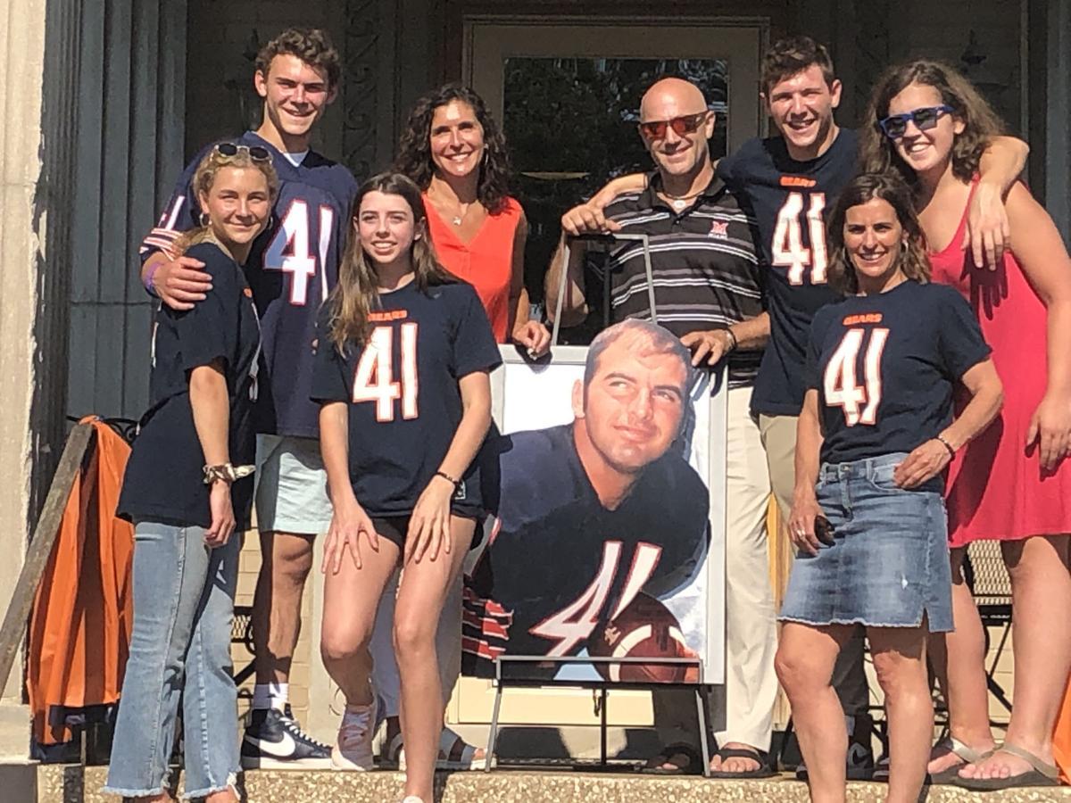 Relatives of Brian Piccolo