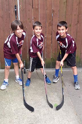 SJF trio leads team to dek hockey title | Sports