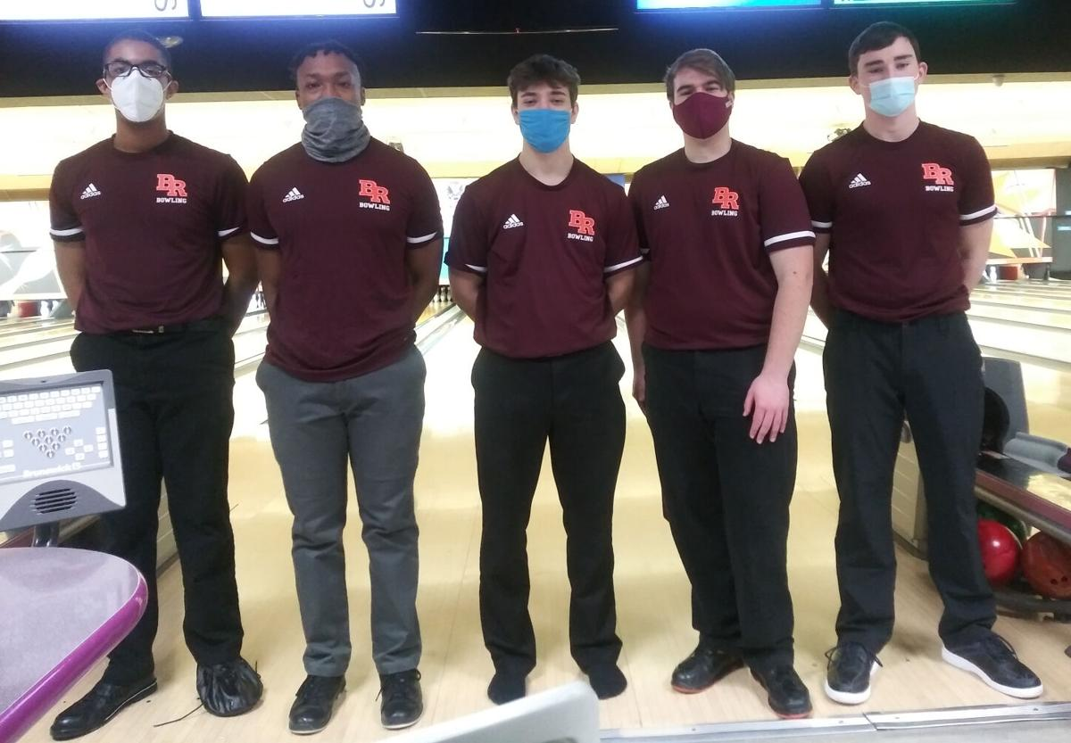 Brother Rice bowling team