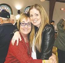 Gerri Neylon and Katie Gaskin