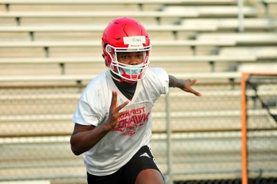 Marist wide receiver Ryan Sims