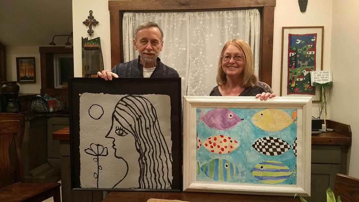 David Lindstrom and Maureen McCabe