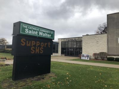 St. Walter combines with St. Benedict