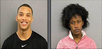 beverly woods burglary arrests-Jacob Campbell and Daisia Tiller-Stanton