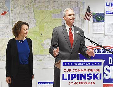 Lipinski election night