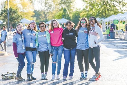 JDRF local volunteers