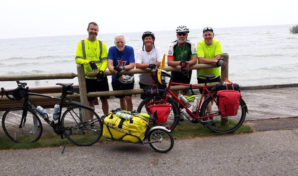 Willie Winters bike ride