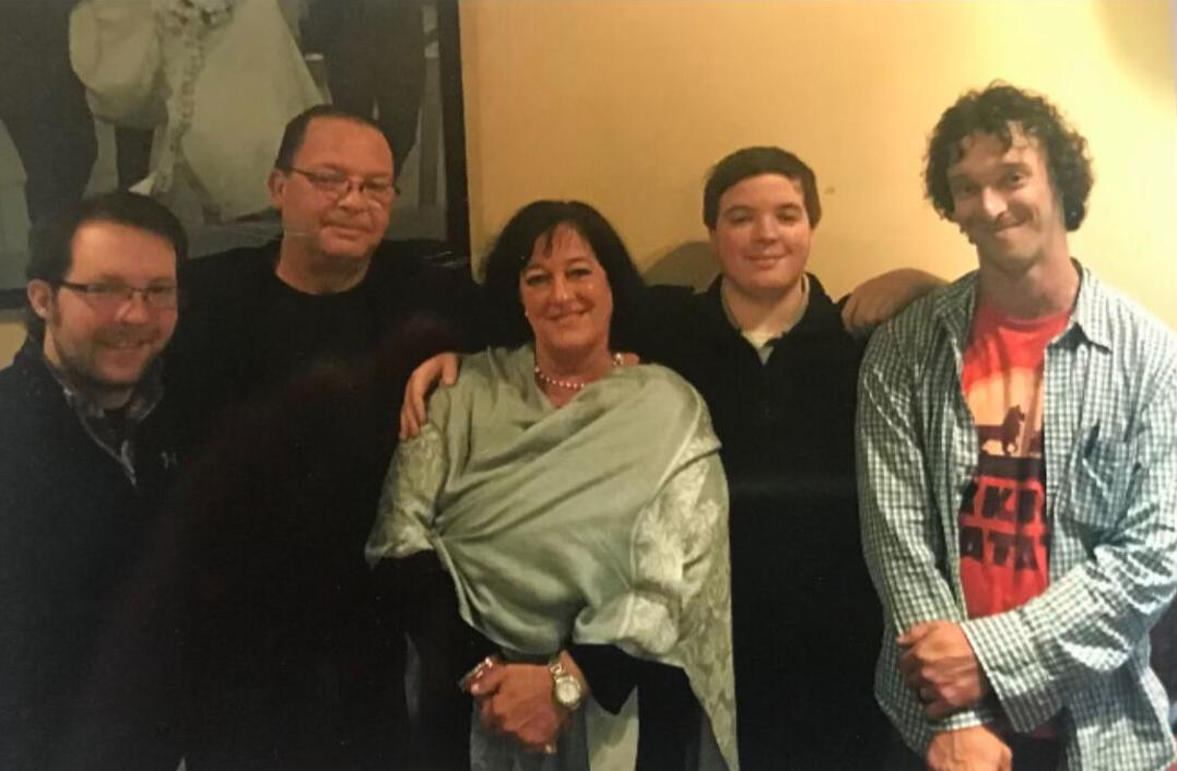 Ryan Rusch family