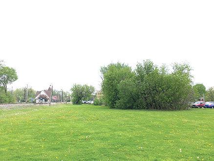Future site of Piccolo Park