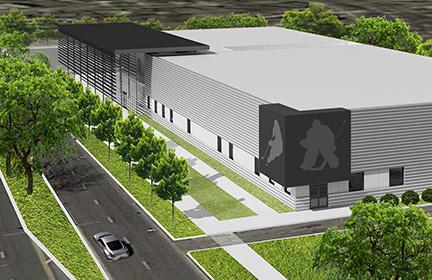 115th & Western preliminary rendering