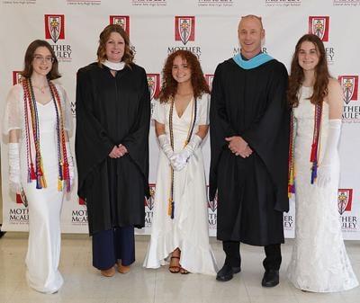 McAuley graduation 2021