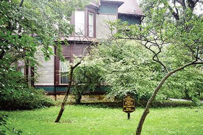 The Ingersoll-Blackwelder House