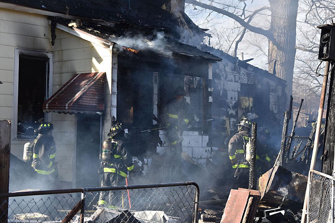 104th Street fire 2