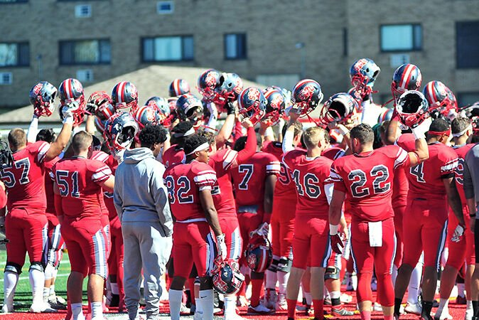 St. Xavier University (SXU) football team
