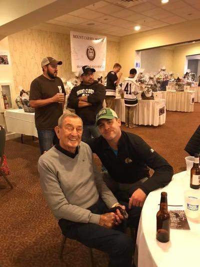 Tom Mayhan and Dave Kurow