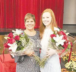 Nancy Lynch (left) and Molly Maloney
