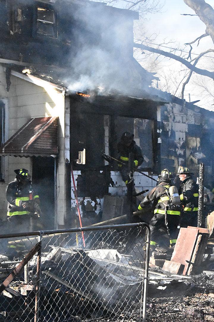 104th Street fire 1