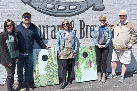 Brews, Bags and Art