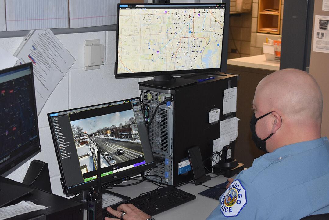 police cameras-Officer John Thill