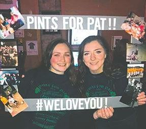 """Pints for Pat"""
