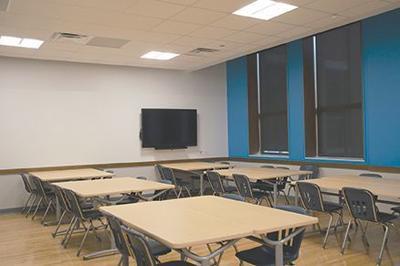 Mt carmel renovation-classrooms
