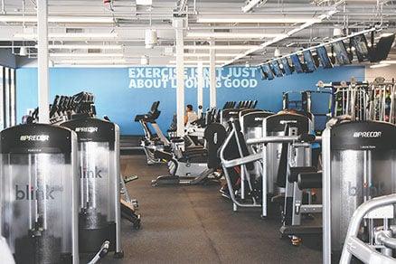 Blink Fitness opening