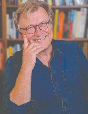 author mark larson