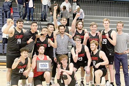 SXU Men's Volleyball