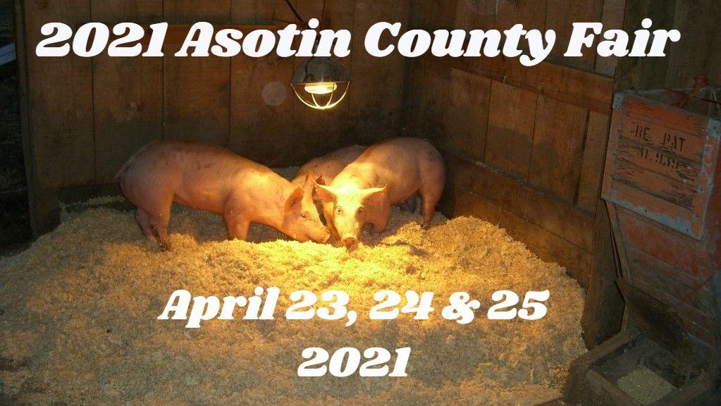 Asotin County Fair 2021