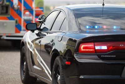 Idaho State Police web stock