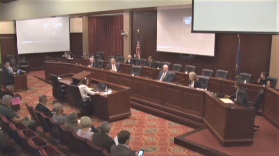 Idaho Land Board Meeting