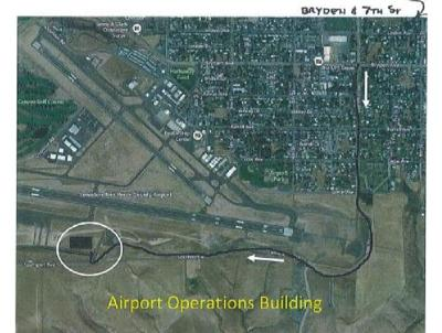Lewiston-Nez Perce Airport Administrative Office