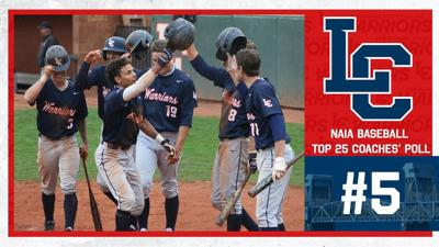 LCSC Ranked in NAIA Top 5