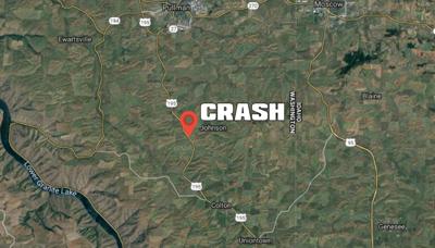 US195 Crash 1-9-20