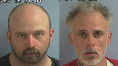 Okanogan County Sheriff's Office Escaped Inmates