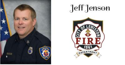 Jeff Jenson LFD
