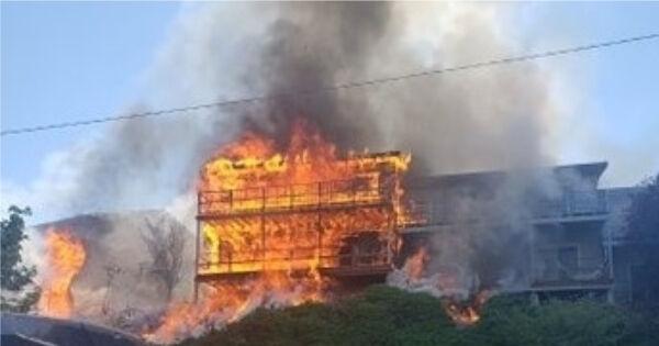 Lewiston Fire 726