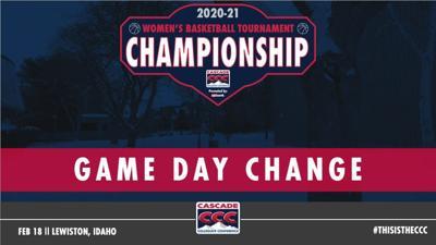 2021 CCC Womens Basketball Tournament Change