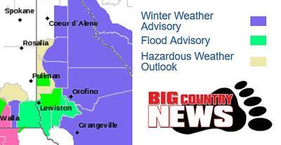 Weather Warnings 2-8-2020