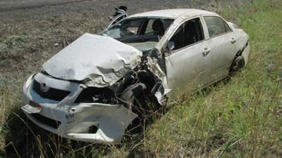 Highway 12 Crash 7/27
