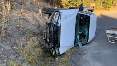 Highway 11 Crash - 10-12-21