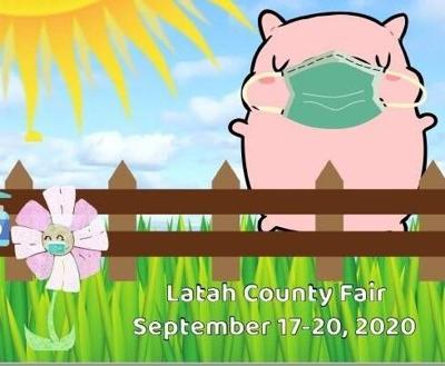 Latah County Fair 2020