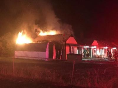 Clarkston Fire 10-13-21