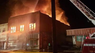 Colfax Fire 3-17-20
