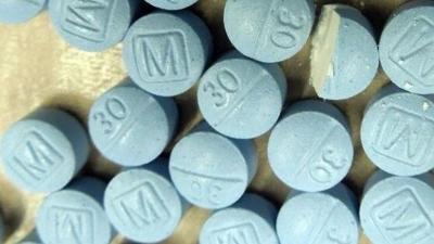 30mg Counterfeit Oxycodone Pills