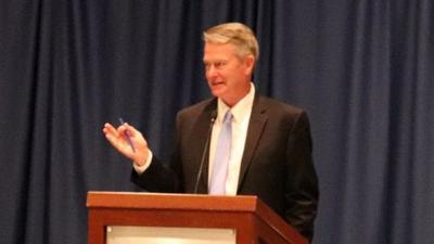 Governor Brad Little Speaking