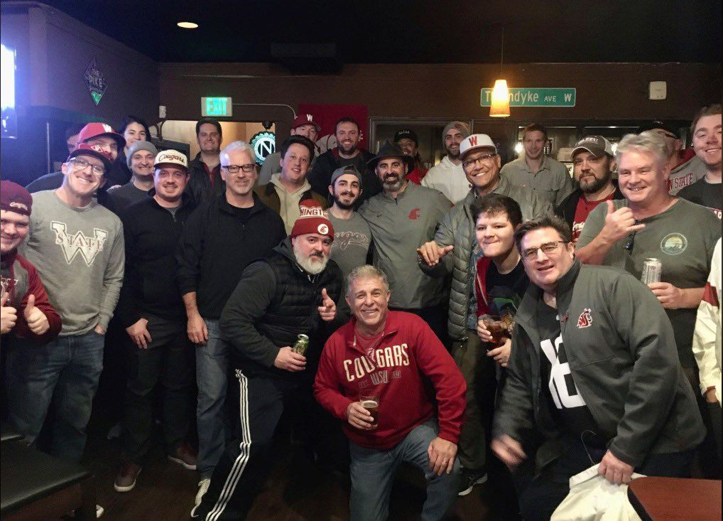 Nick Rolovich Fan Meetup