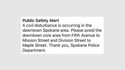 Spokane Riots