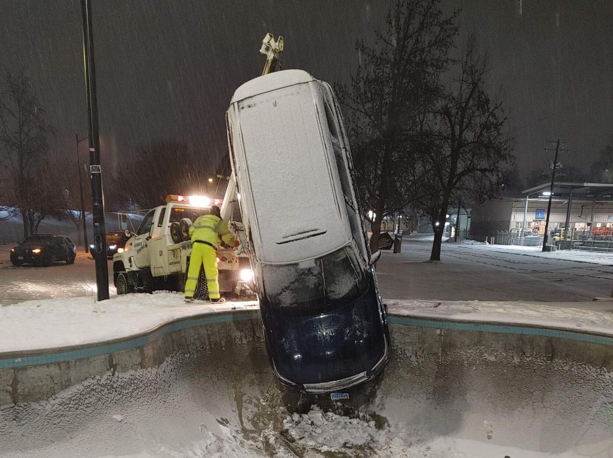 Skate Park Crash 2